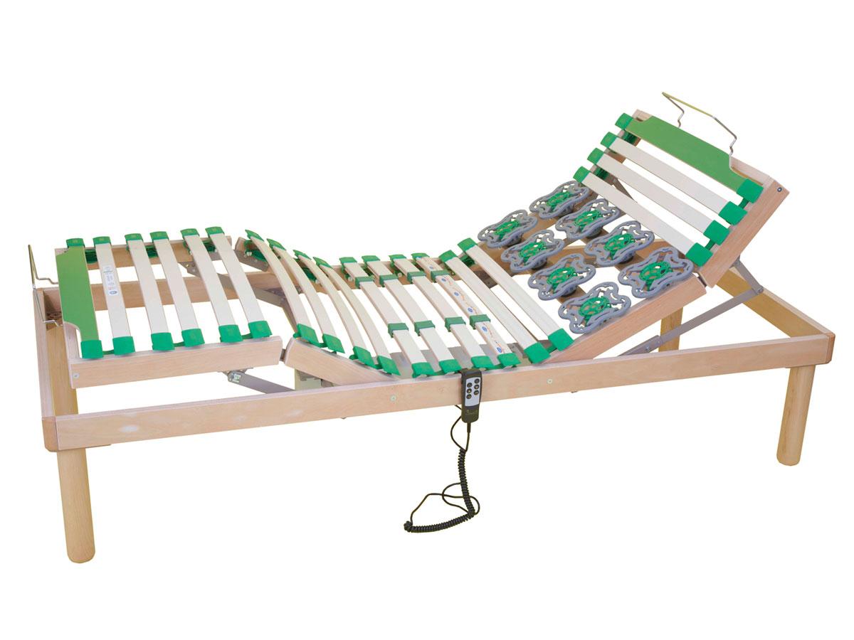 reti a doghe in legno elettriche motorizzate  Poltrone relax e scooter elettrici per anziani e ...