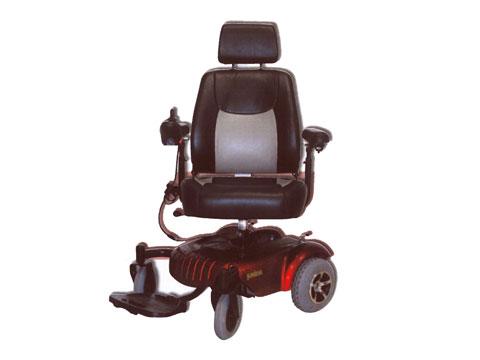 scooter elettrico Sorriso136 vista frontale