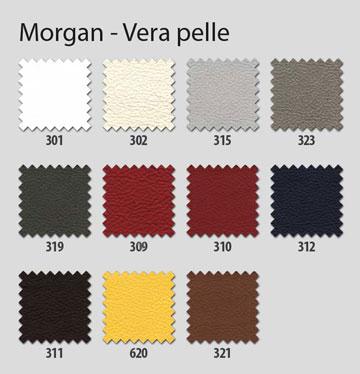 rivestimenti poltrone relax  Morgan vera pelle